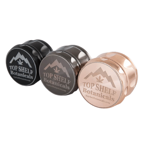 Top Shelf Grinder Transparent